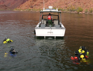 Coconino County Sheriff's Office Dive Team