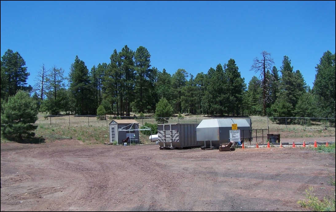 Mormon Lake Transfer Station