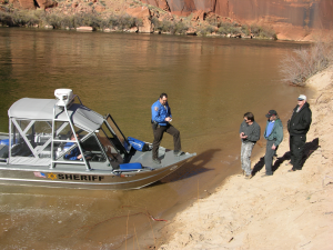 Coconino County Sheriff's Office Boat Patrol
