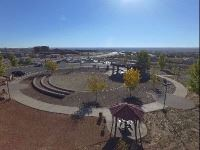 Louise Yellowman County Park Aerial Photo