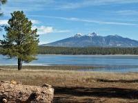 webslideshow_Rogers Lake CNA View of San Francisco Peaks