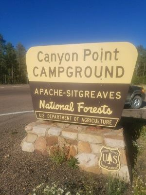 Canyon Point Campground