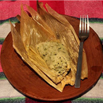 Tamal_chipilin; By Nsaum75 [CC BY-SA 3.0  (https://creativecommons.org/licenses/by-sa/3.0) or GFDL (