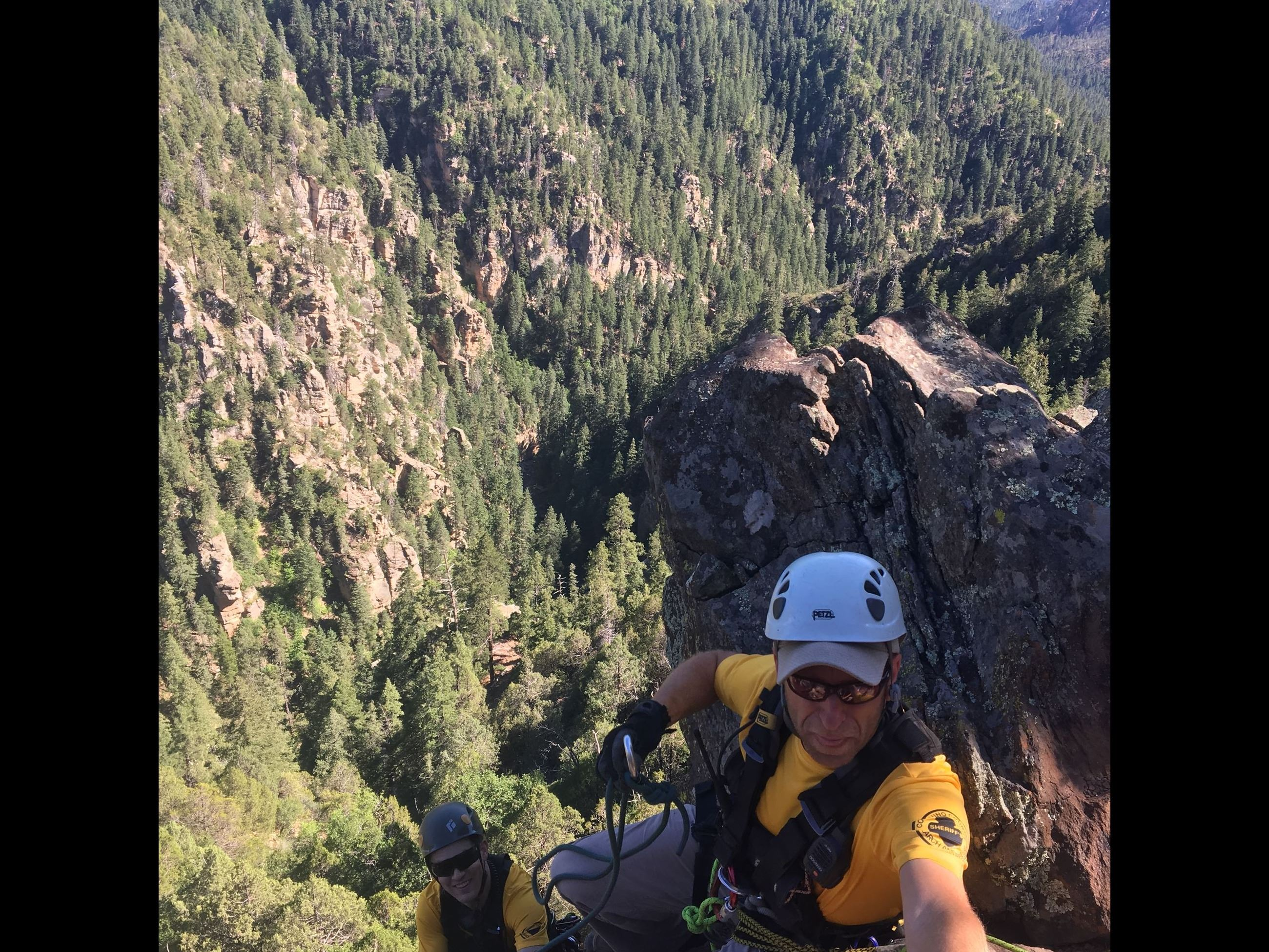Coconino SAR Rope Rescue Team