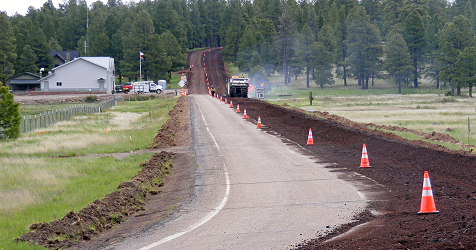 Mormon Lake Road Reconstruction Project_May 29 2019_2