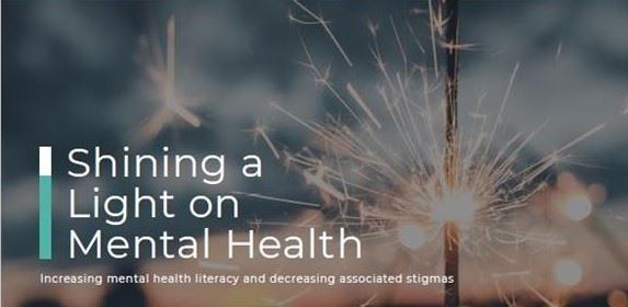 stronger as one shining a light on mental health