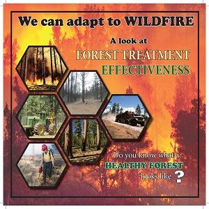 We Can Adapt to Wildfire