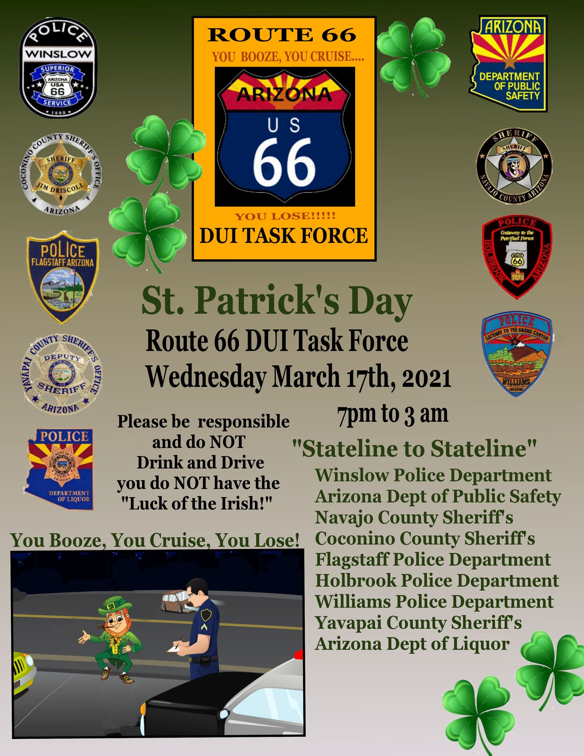 St Patricks Day Task Force Flyer 3.17.21