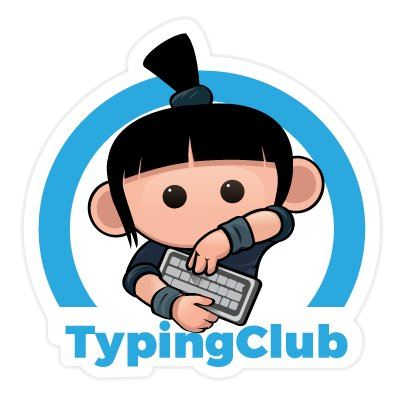 TypingClub logo Opens in new window