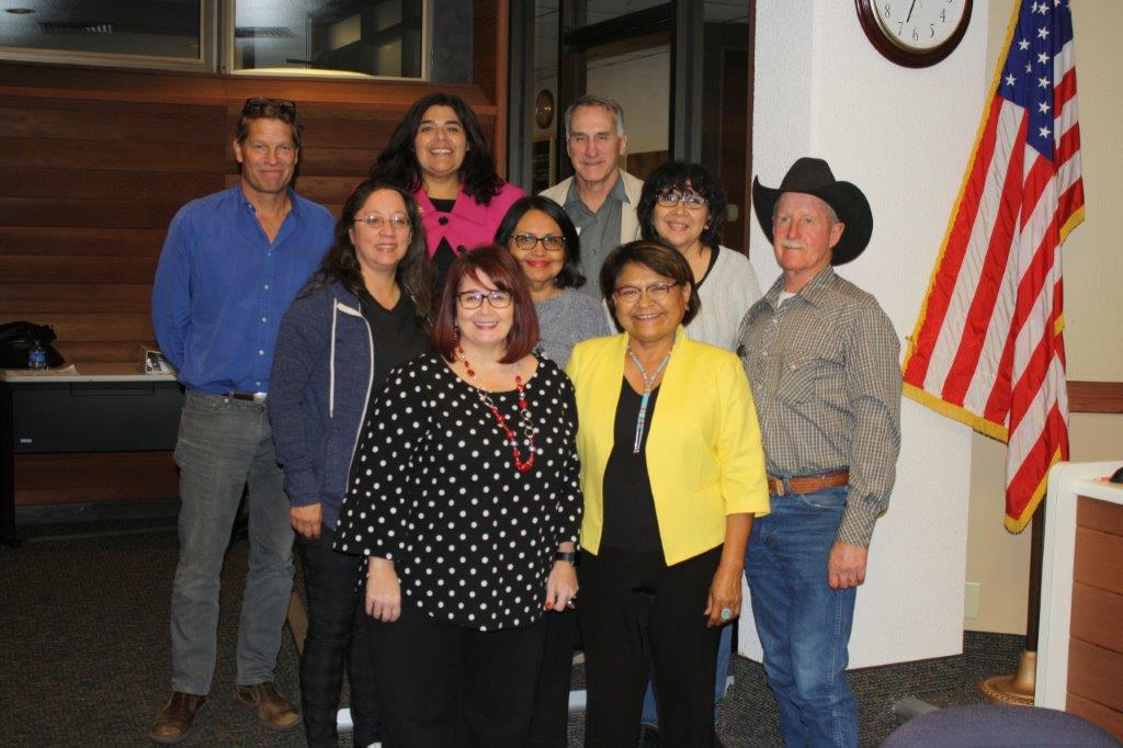 Coconino County Board of Supervisors appoint new member Norma Gallegos, and reappoint Patty Garcia t