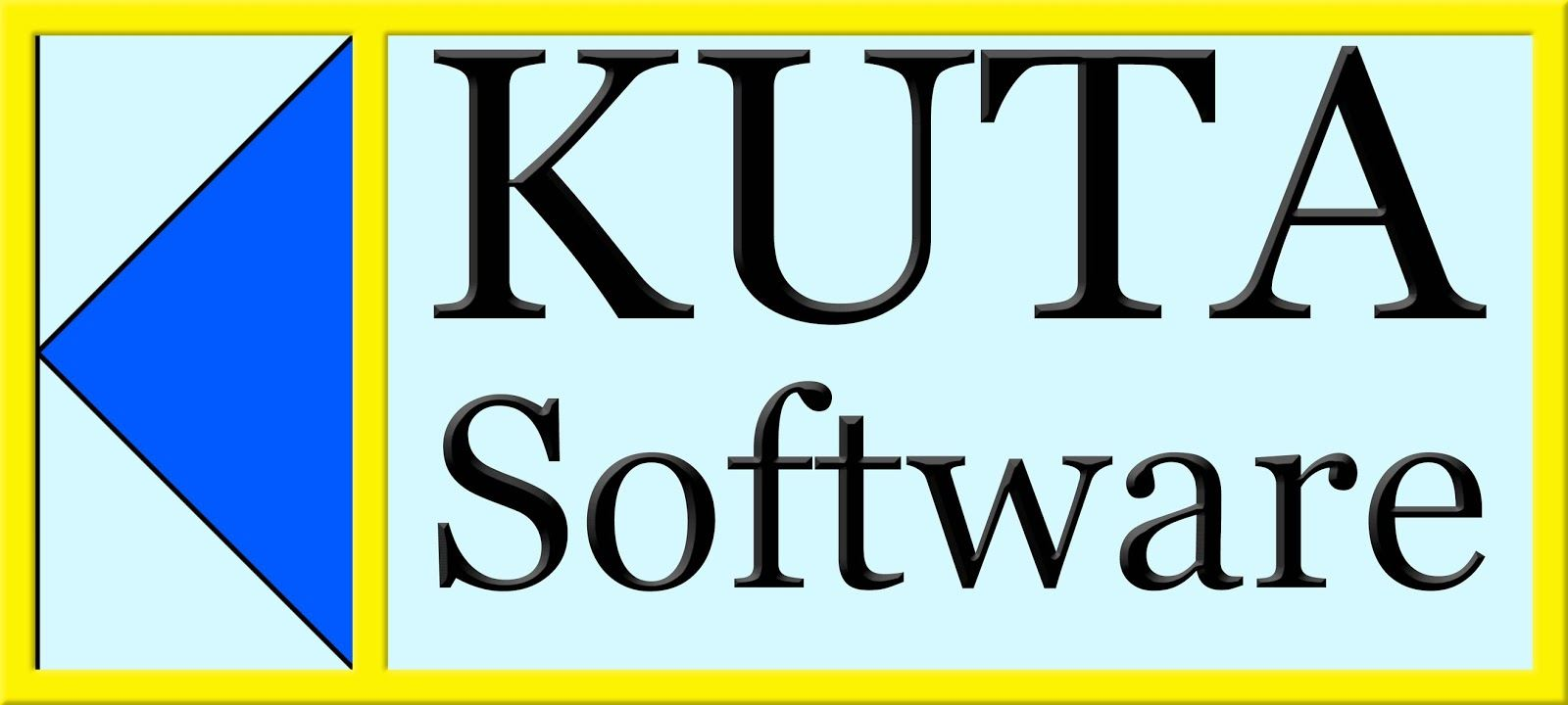 Kuta Software Logo Opens in new window