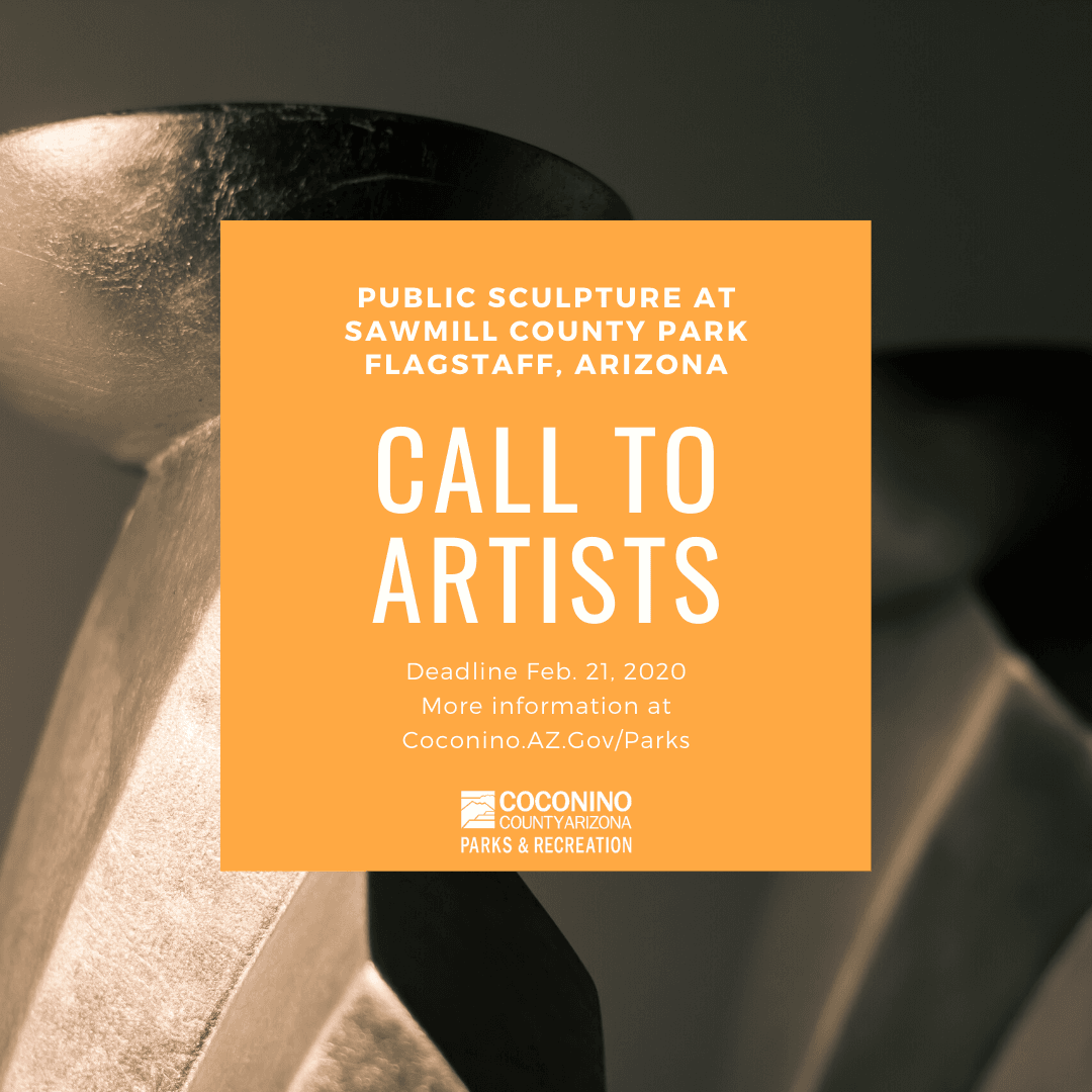 Call to Artists for Public Sculpture 2020