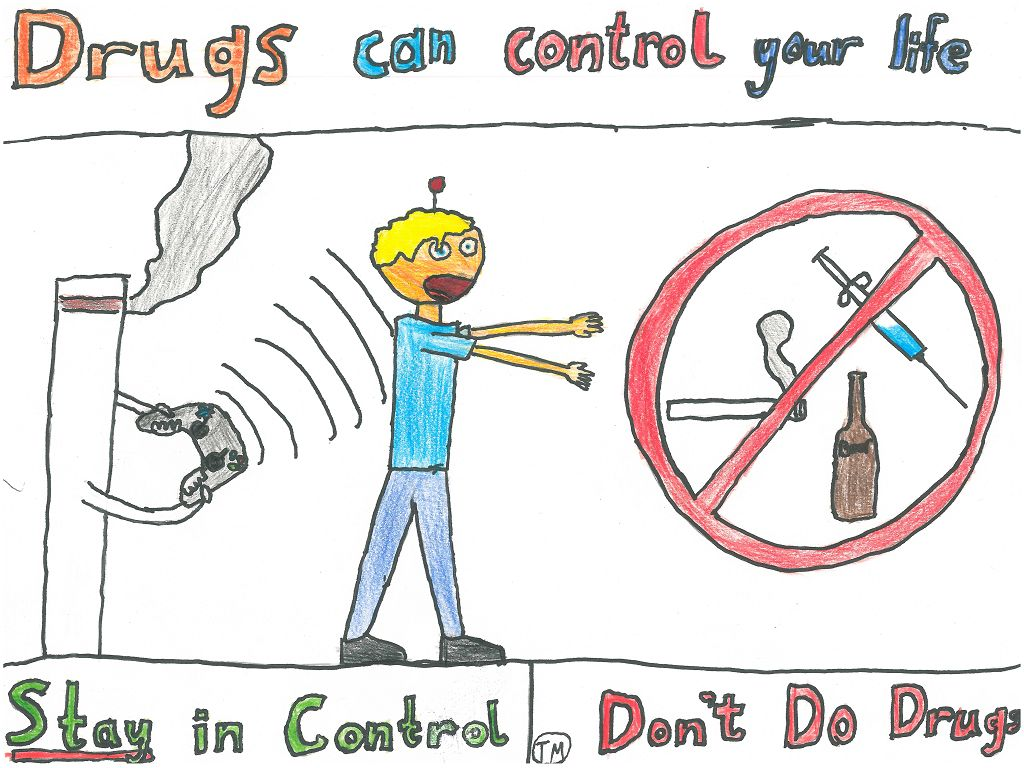 The Gallery For Anti Drug Posters For Kids