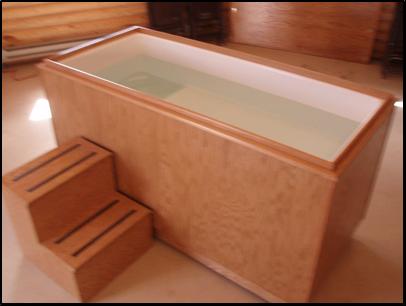 Coconino County Jail Baptistery