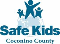 Safe Kids in Coconino County Logo