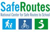 Safe Routes - National Center for Safe Routes to School Logo