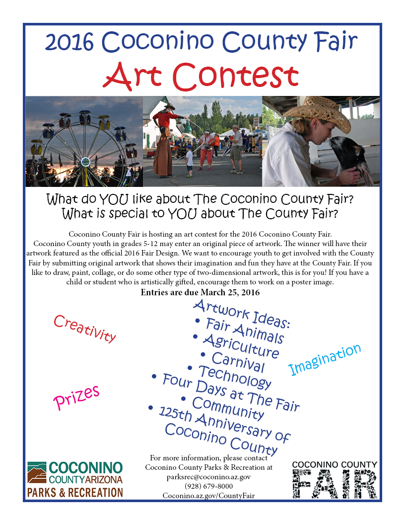 Art Contest Flyer