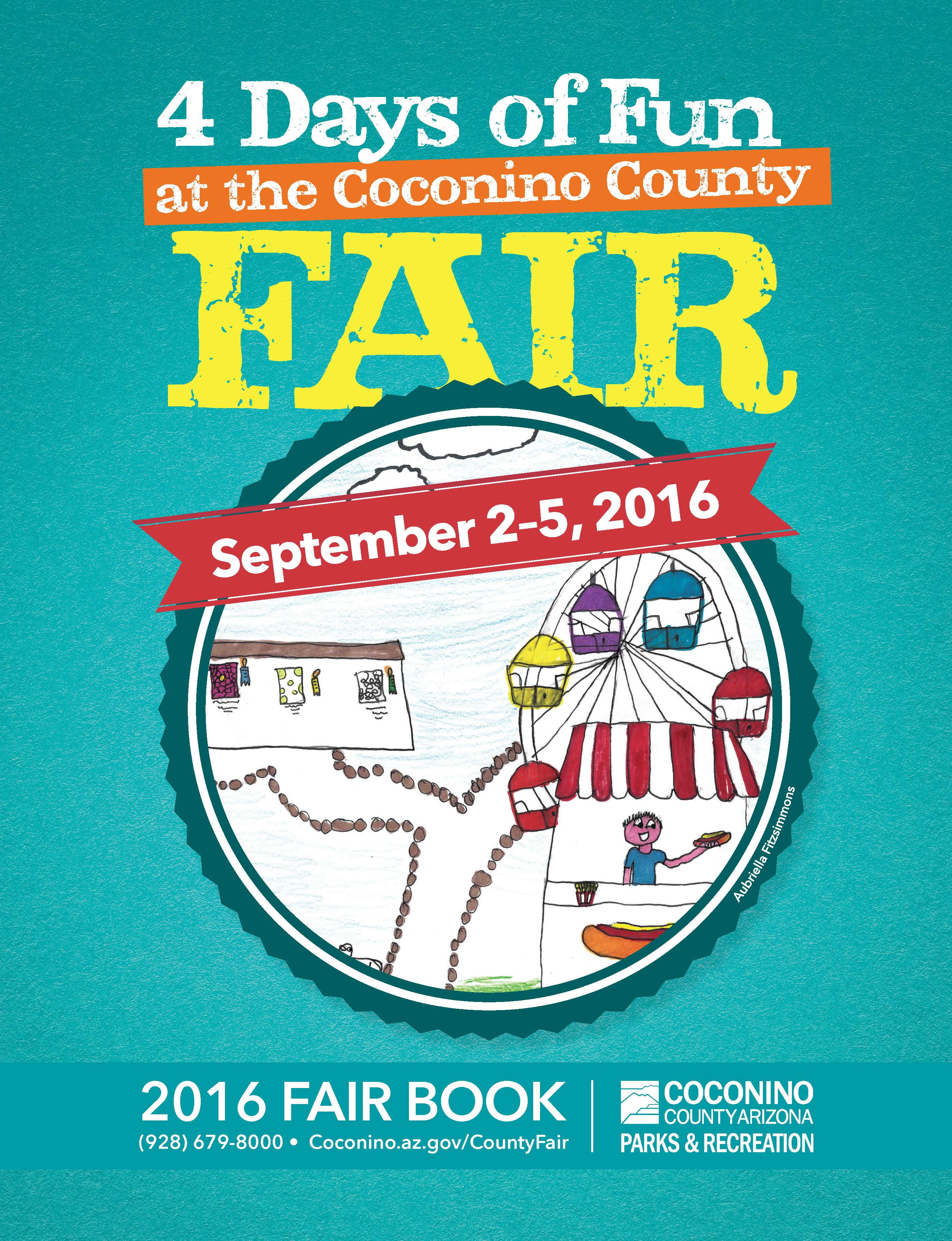 Coconino County Fair Book Cover